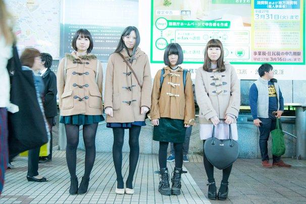 左から新倉真似 田村菫子 しまりすちゃん 大友アキヨ