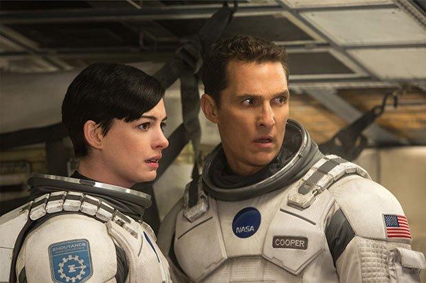 SFの名作!『インターステラー』&『ゼロ・グラビティ』が二本立て上映