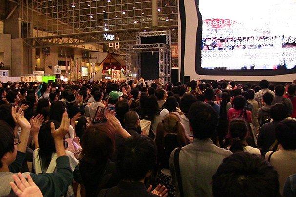 「ニコニコ超会議2015」15万人来場! 初回から順調に伸び続ける動員数
