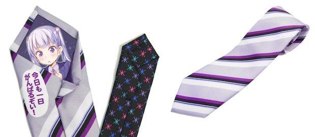 新社会人に朗報! 「今日も一日がんばるぞいネクタイ」がかわいいぞい