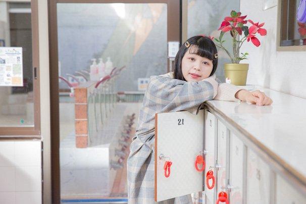 祝茉莉さん/「東京銭湯 -TOKYO SENTO-」より