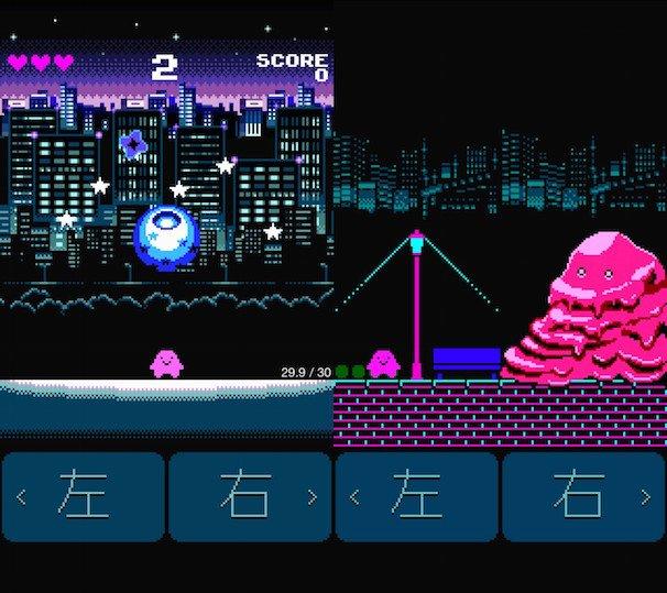 m7kenjiさんが制作中の新作ゲームアプリ