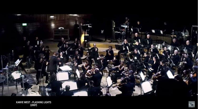蘇るヒップホップクラシック! オーケストラによる圧巻の演奏で話題
