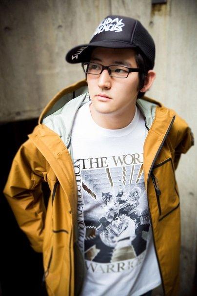 DJ WILDPARTYさん