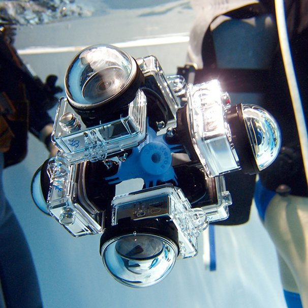 全天球カメラ