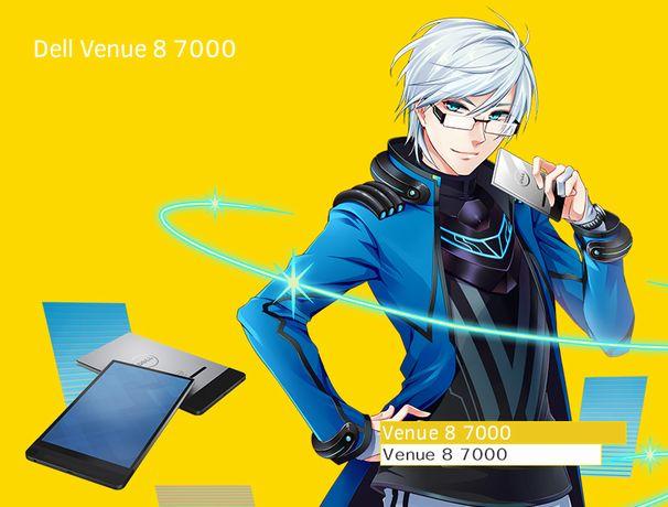 「Venue 8 7000」の同名キャラ/画像はコンテスト特設ページより