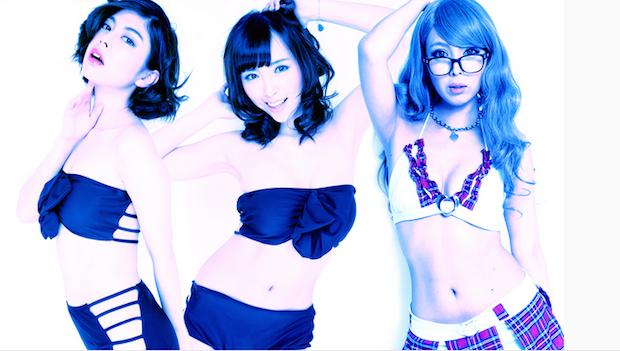 AV女優による音楽フェス「SEXY IDOL MUSIC FESTA」規模拡大で開催