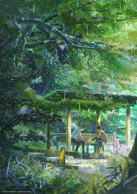 梅雨にこそ観たい、心温まる「雨」にまつわる名作アニメ10選