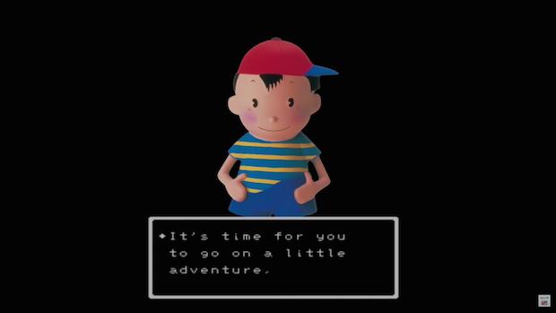国外初配信! 糸井重里てがけた名作RPG『MOTHER』WiiUで復活