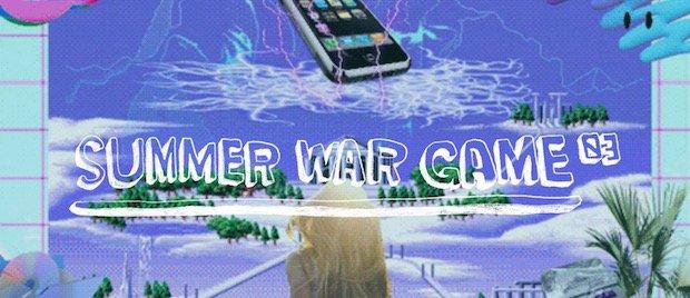 これが最高の夏…「SUMMER WAR GAME」にsubmerse、テンテンコら