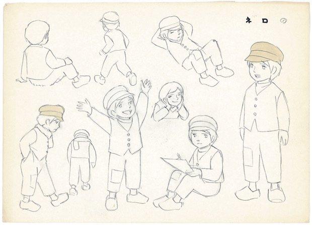 「THE 世界名作劇場展」宮崎駿ら巨匠の手がけた名作アニメをたどる