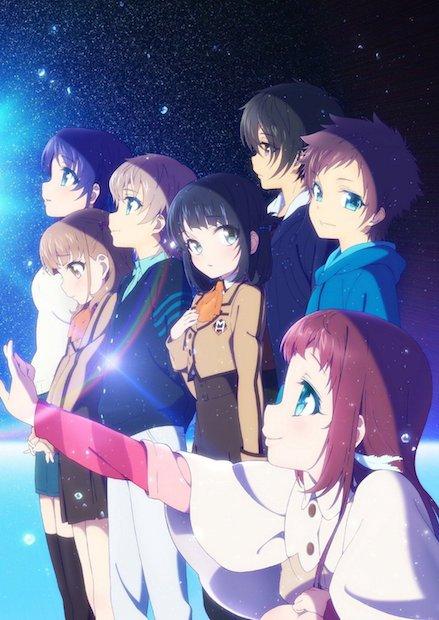 アニメ『凪のあすから』Blu-ray BOX発売 少年少女の青の御伽話が再び