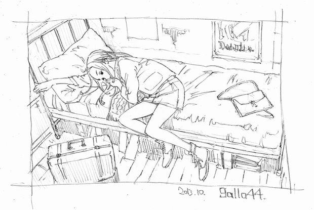 「エウレカ」アニメーター吉田健一が初の個展 描き下ろしイラストも展示