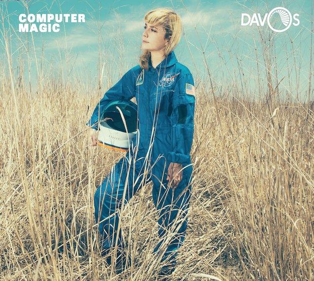 NYの美人宅録女子! Computer Magicのデビューアルバムが日本先行発売