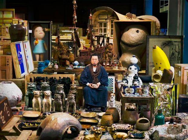 美術品収集家としての村上隆とは...