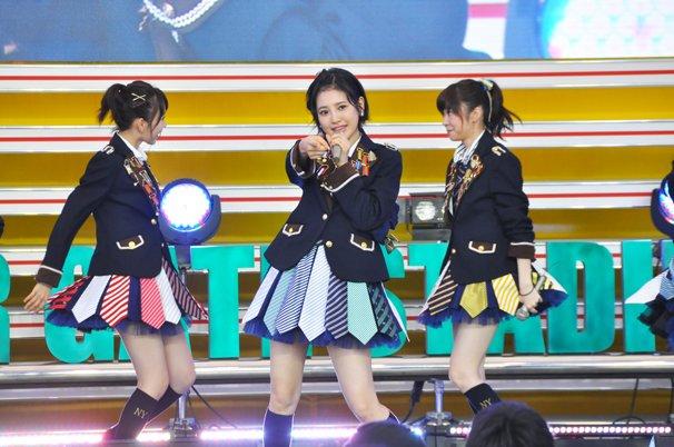 TIF2015 HKT48 ホットステージ3