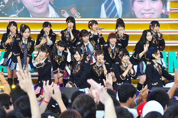 指原率いるHKT48が「TIF至上最高動員数」を記録! 熱狂LIVEをレポート