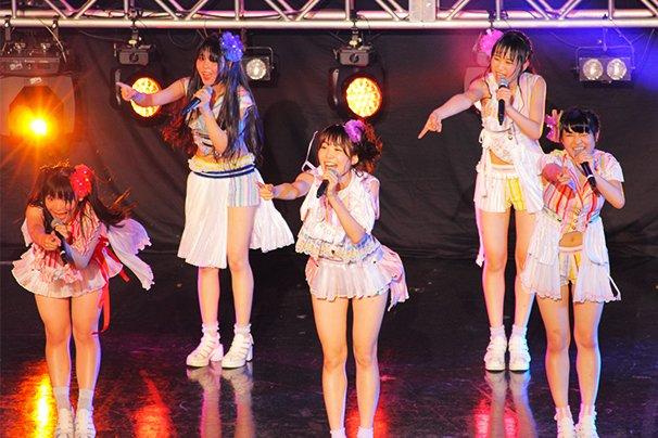 TIF2015「虹のコンキスタドール」ライブ写真3