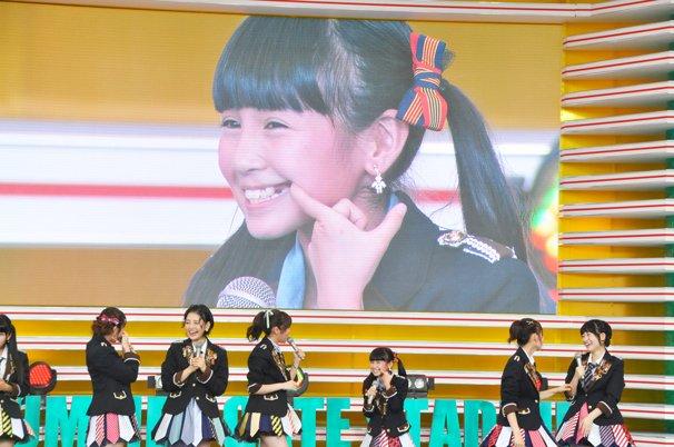 TIF2015 HKT48 ホットステージ6