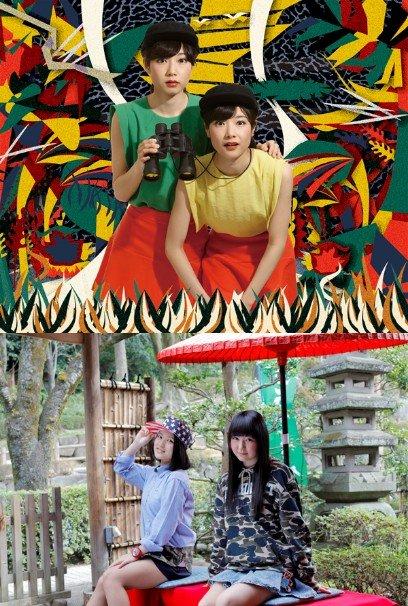 上:MIKA☆RIKA、下:ライムベリー