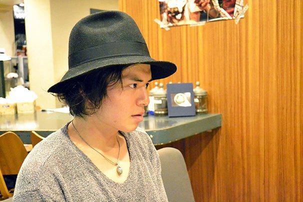 rラテアーティスト 松野浩平写真