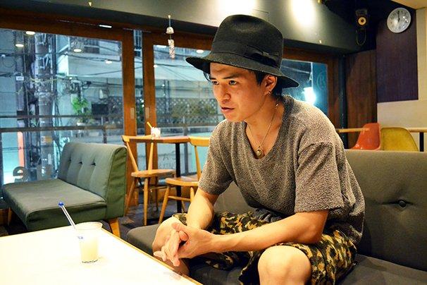 ラテアーティスト 松野浩平