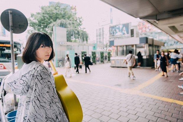 酸欠少女さユり インタビュー 孤独を優しく抱きしめる彼女が、渋谷で歌い続ける理由