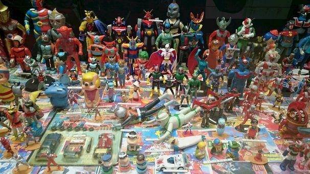 懐かしのおもちゃ大博覧会