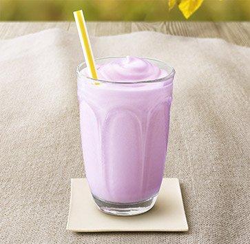 圧 倒 的 お 芋 感 ! 秋限定のマックシェイク紫いもを飲んでみた
