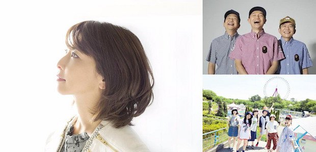 早稲田祭に「学祭の女王」森高千里が! スチャダラ、リリスクと対バン