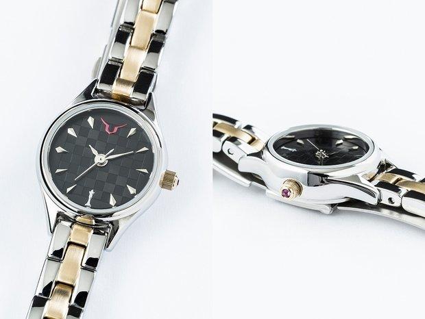 『コードギアス』ルルーシュの高級感溢れるメタリック腕時計登場!