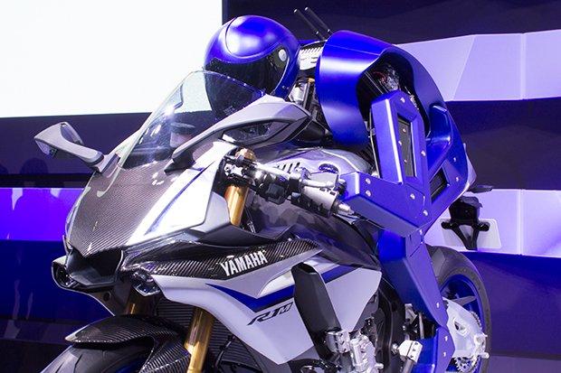 米ヤマハ新会社CEOに訊く自律ライダーロボへの思い 東京モーターショー初出展
