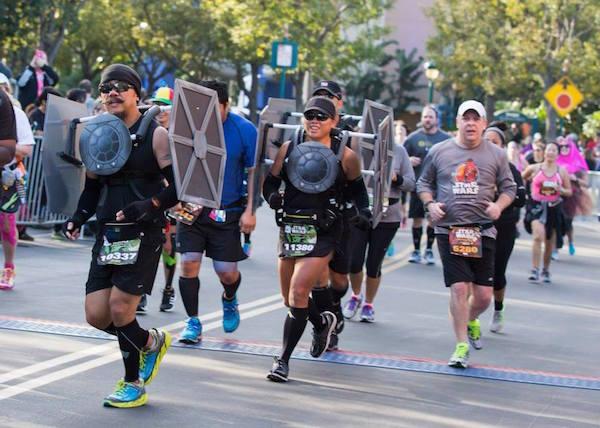Star Wars Half Marathon Weekend