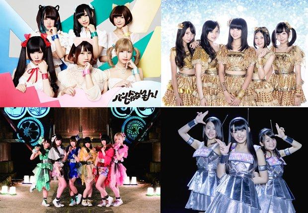 アイドル応援アプリ CHEERZに妄キャリ、つりビットら計4組が正式参加!