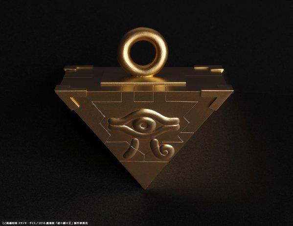 『遊戯王』純金の千年パズルが推定2千5百万円! ジャンプフェスタで展示