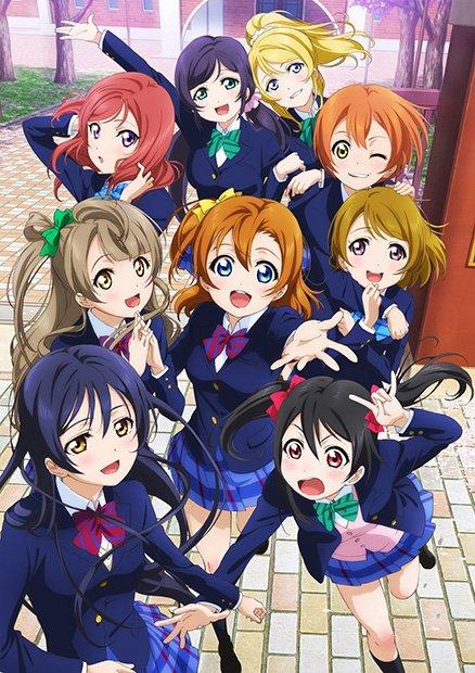 『ラブライブ!』初の全国放送へ NHKで深夜アニメが異例の再放送
