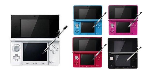 「ニンテンドー3DS」Amazonで1日限定9999円で販売中だああああああ!