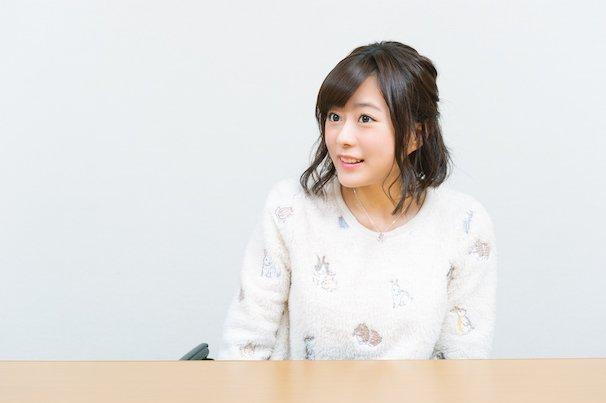 声優 水瀬いのりのゲンエキインタビュー3
