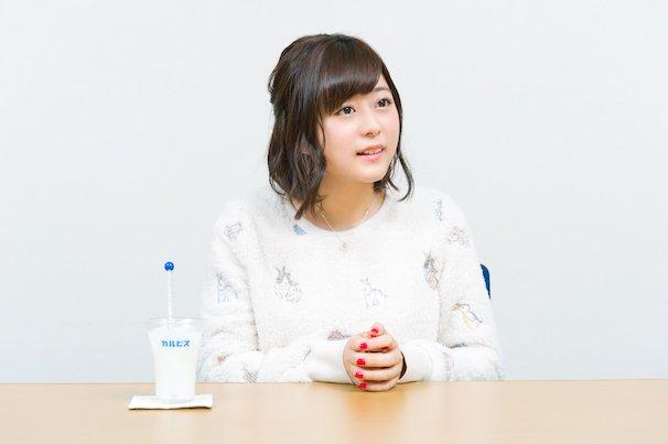 声優 水瀬いのりのゲンエキインタビュー4