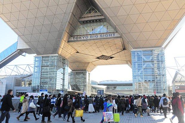 【C89】冬コミ1日目開幕! 女性参加者多く『おそ松さん』はすでに完売