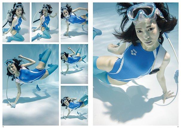 『月刊水中ニーソ』2
