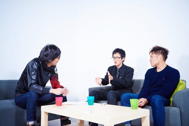 イシイジロウ×沼田晶弘×小幡和輝  座談会