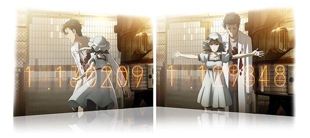 『シュタインズ・ゲート』アニメ再放送でまさかのストーリー改変! 次週は特別番組