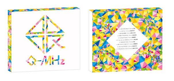 1stアルバム『Q-MHz』