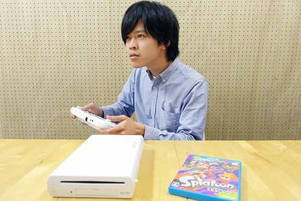 Wii Uとスプラトゥーン