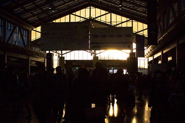 「コミケ89」3日間で52万人が来場 写真で振り返る祭典の軌跡
