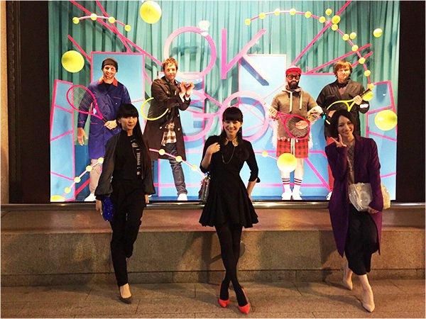 3DCGアニメ『SUSHI POLICE』主題歌にPerfumeとOK Goのコラボ曲
