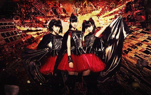 BABYMETAL待望の新アルバムは『METAL RESISTANCE』 2年ぶりDEATH!