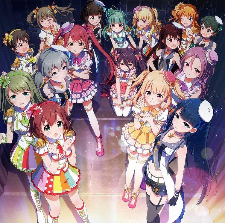 学園RPG「バトルガール」初シングル 生徒達がアイドル姿でデビュー