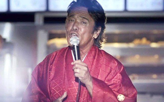 松崎しげる「香ばしィ~!」 フライドチキンを歌い上げる!!
